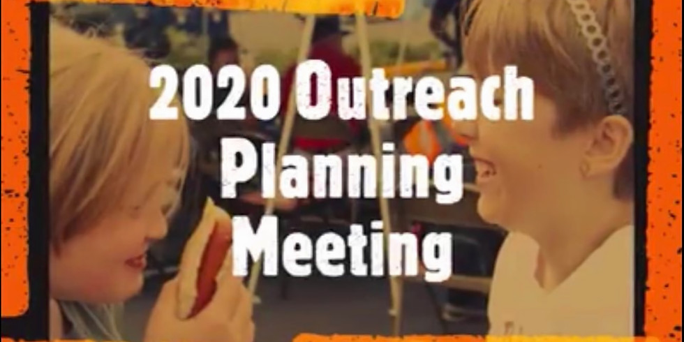 Outreach Planning Meeting