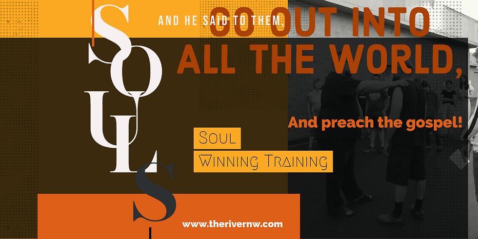 Soul Winning Training  (1)