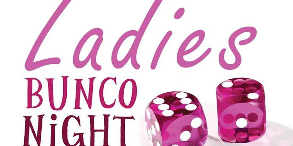Ladies Bunco Night