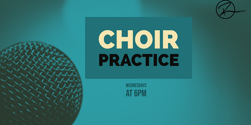 Choir Practice at The River Church