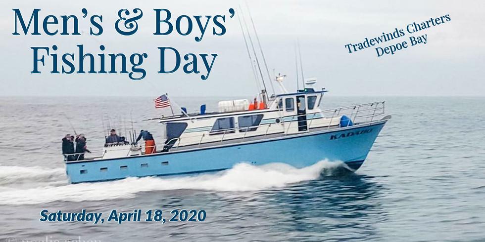 Men's & Boys' Fishing Day