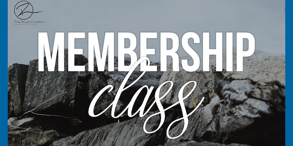 Membership Class-The River Church