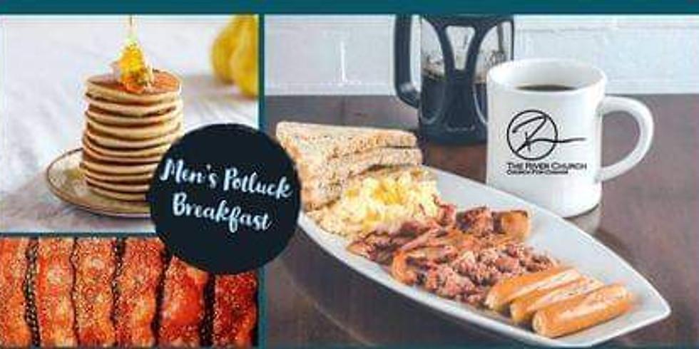 Mens Reboot Ministry - Fellowship & Breakfast
