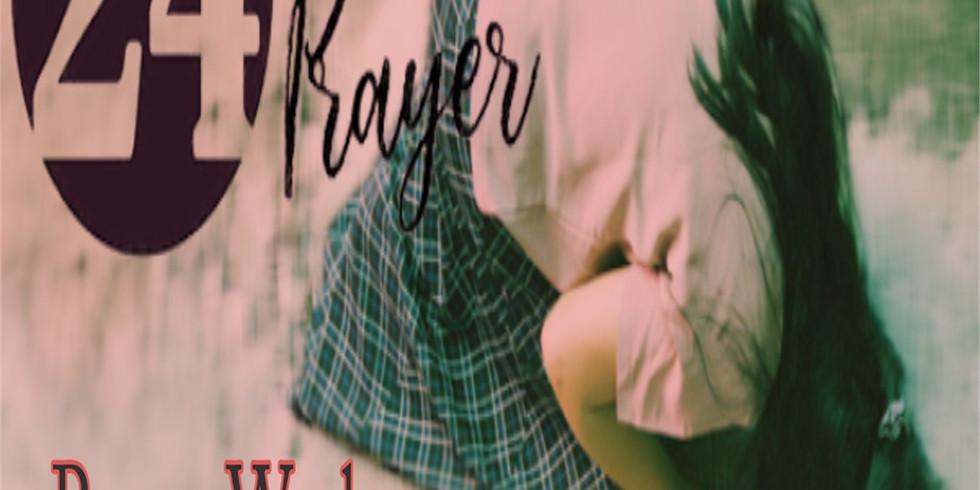 24-Hour Prayer Week