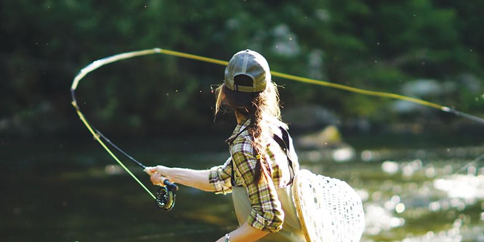 Ladies' Fishing Day