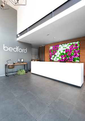 Recepcion Hotel Bedford