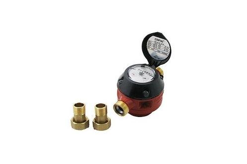 Aquametro VZO20 RC - Rekorlu Mekanik Göstergeli Yakıt Sayaçları - Dişli