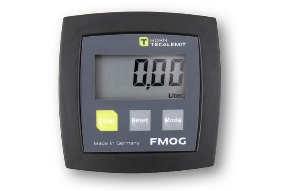 FMOG 150 Oval Dişli Dijital Sayaç