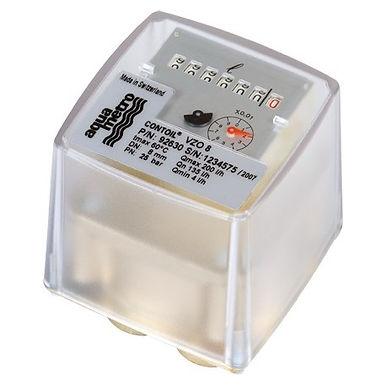Aquametro VZO 8 RE Mekanik Göstergeli Dizel Yakıt Sayaçları