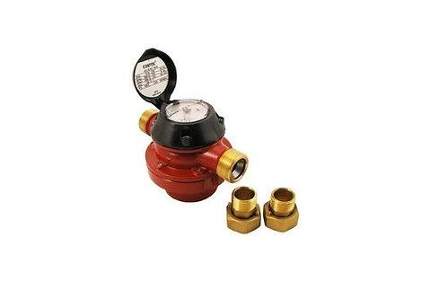 Aquametro VZO25 RC - Rekorlu Mekanik Göstergeli Yakıt Sayaçları