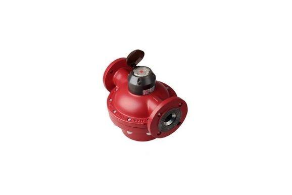 Aquametro VZO50 F - Flanşlı Mekanik Göstergeli Yakıt Sayaçları