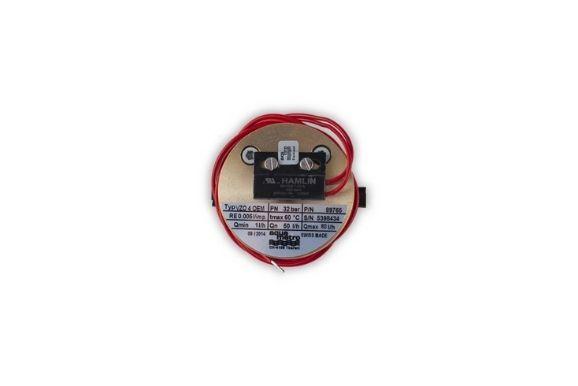 Aquametro VZO 4 OEM Göstergesiz Mekanik Dizel Yakıt Sayaçları