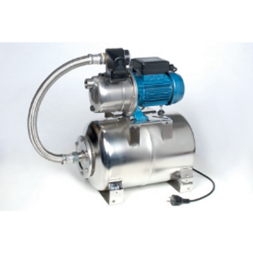Tellarini GAX-12 Paslanmaz Hidrofor 1,2 HP 97Lt/dk