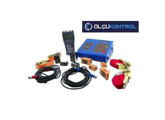 Portatif Tip Ultrasonik Debimetre