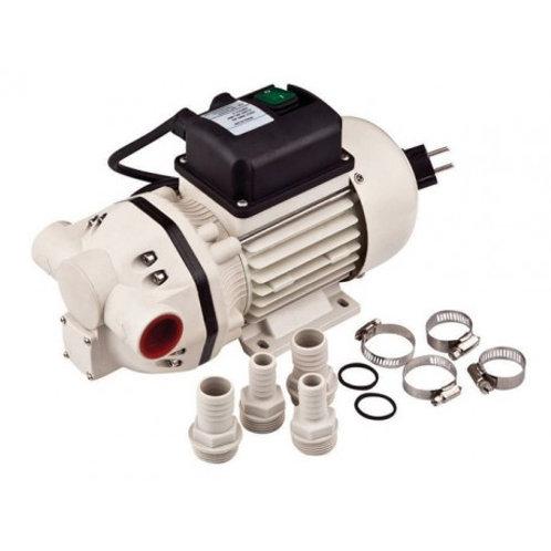 Combo 12V 35Lt/dk Diyaframlı Polypropylen Gövdeli Süt Pompası (Emişli)