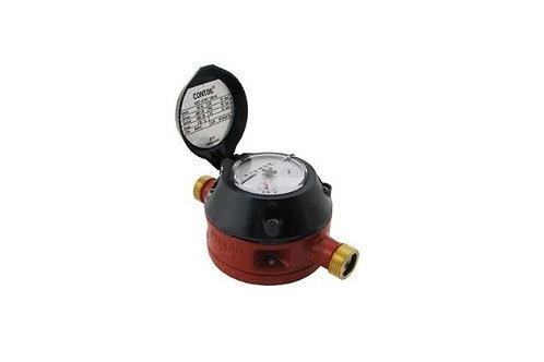 Aquametro VZO 15 RC - Rekorlu Mekanik Göstergeli Yakıt Sayaçları Dişli