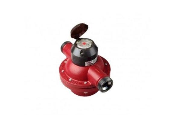 Aquametro VZO40 RC - Rekorlu Mekanik Göstergeli Yakıt Sayaçları - Dişli