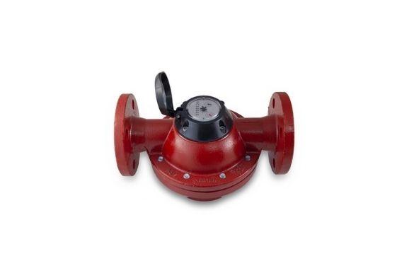 Aquametro VZO15 FL - Flanşlı Mekanik Göstergeli Yakıt Sayaçları