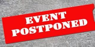 VBS Postponed