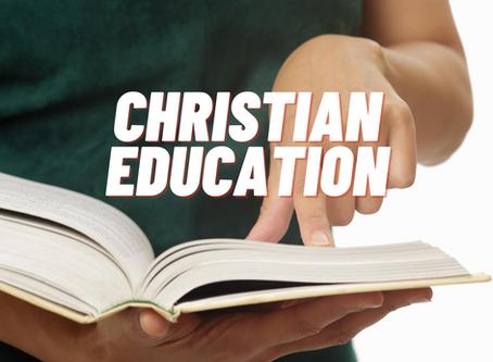Christian Education September