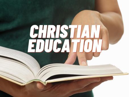 Christian Education Update