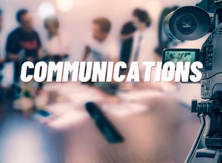 Communications September