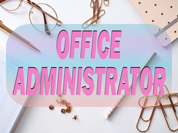 Office Admin Update
