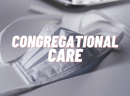 Congregational Care September
