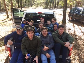 Boy Scouts Troop 85 Update
