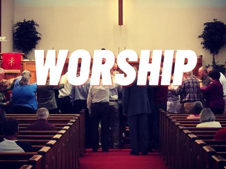 Worship Update