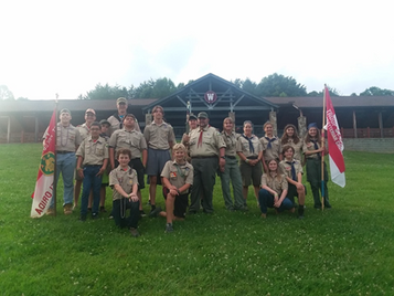 Scouts Troop 85 Update