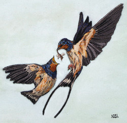 Flying Acrobates SOLD