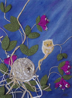 An Evening Glow on Dormouse (SOLD)