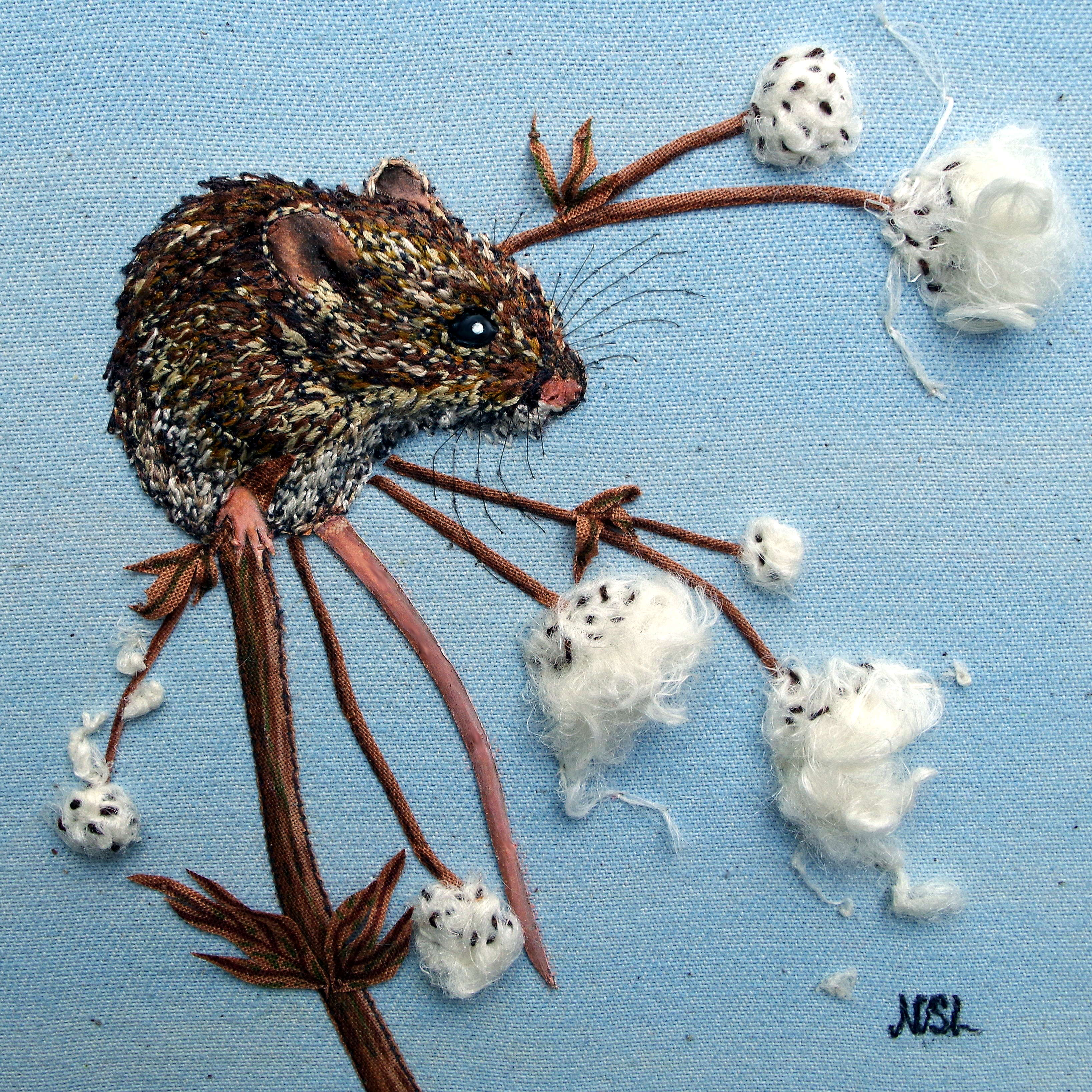 The Seed Collector SOLD