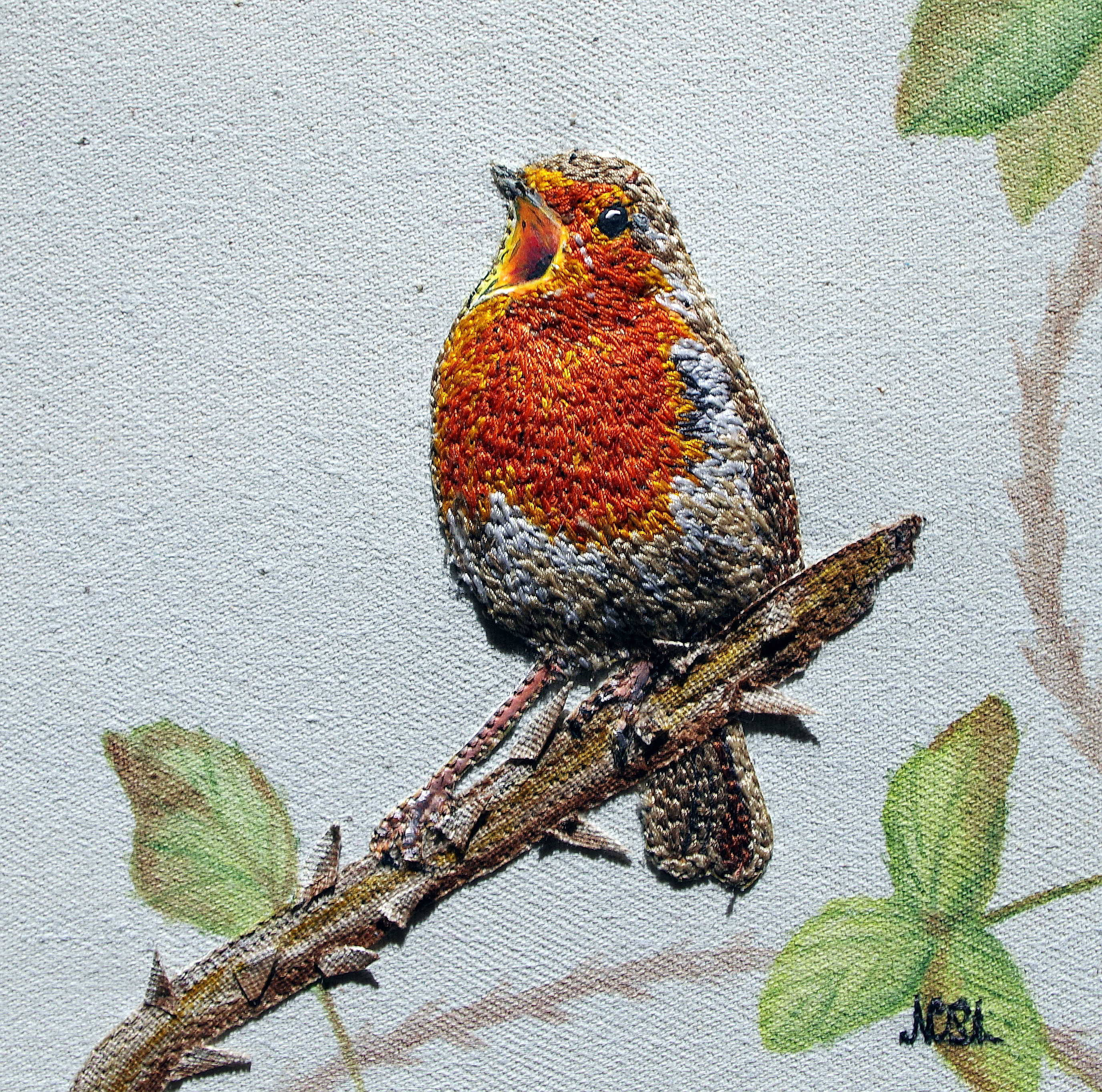 A Robin's Song SOLD