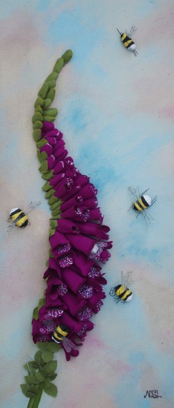 Busy Bees (SOLD)