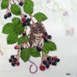Blackberry Feast SOLD