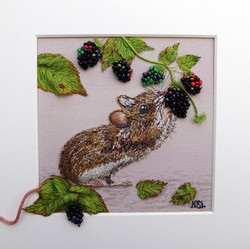 Blackberry Stain SOLD