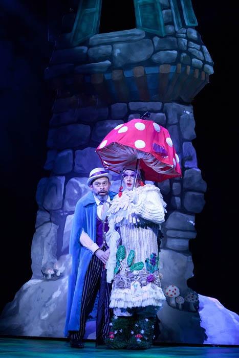 Rapunzel and the Rascal Prince