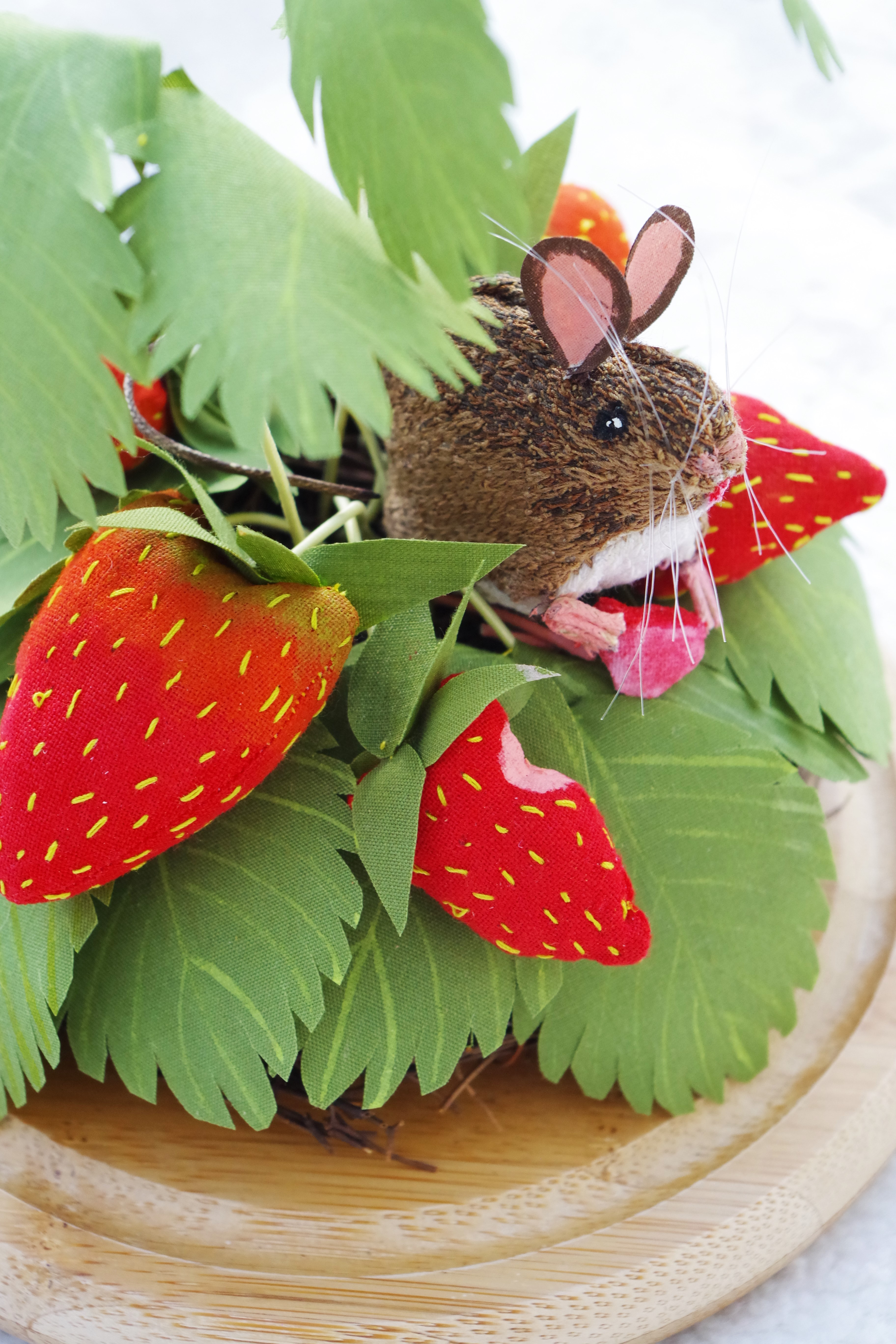 The Strawberry Thief SOLD
