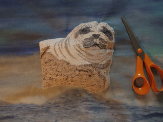Pup Seal Embroidery