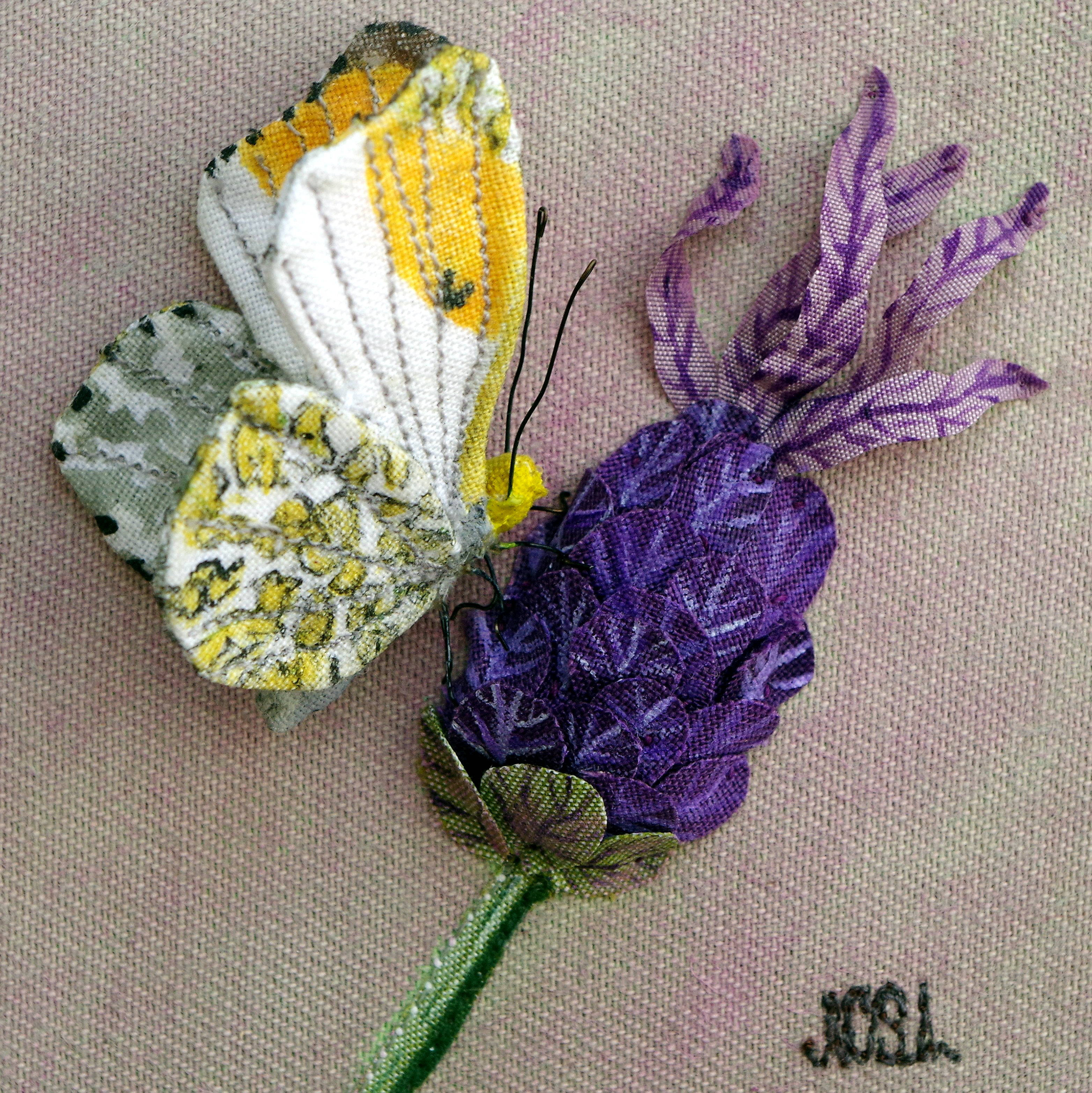 The Scent Of Lavender SOLD