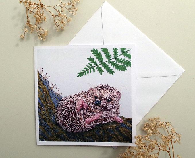 The Unraveling Hedgehog