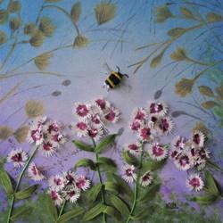 Sweet William's Bee SOLD