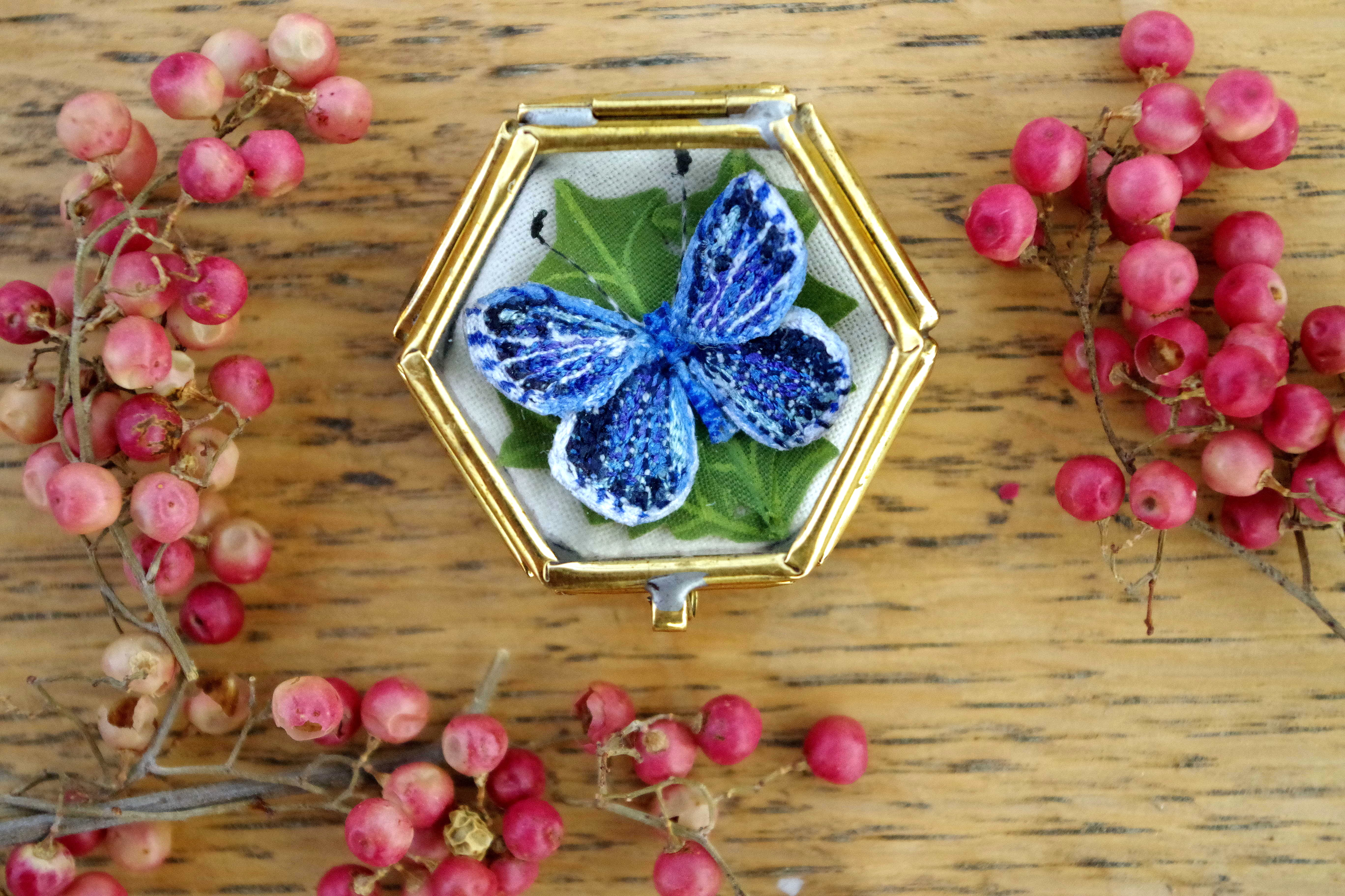 Holly Blue SOLD