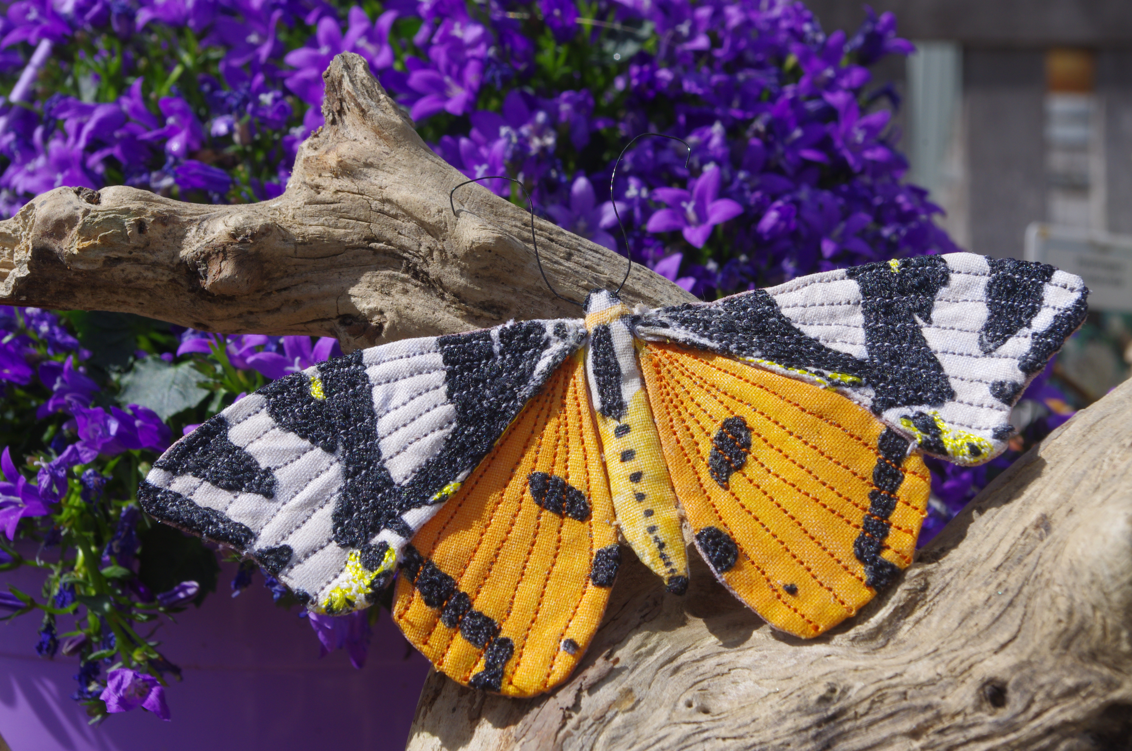 The Jersey Tiger Moth SOLD