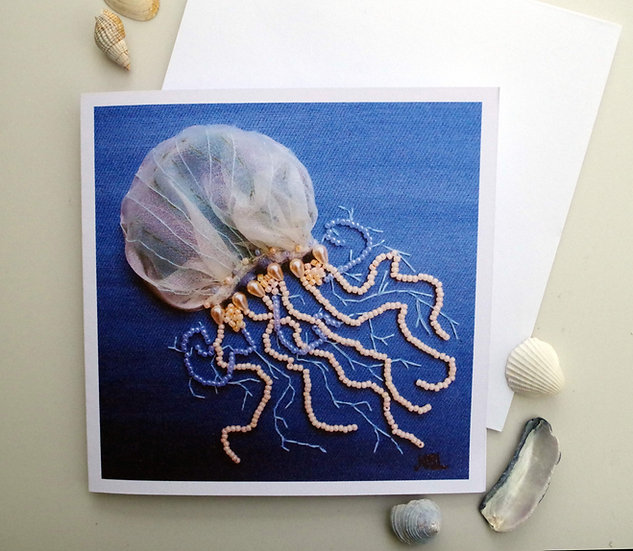 The Delicate Jellyfish