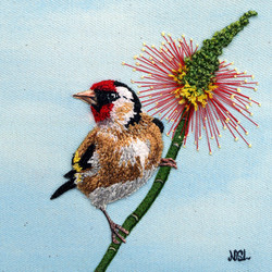 Grasping The Brush SOLD