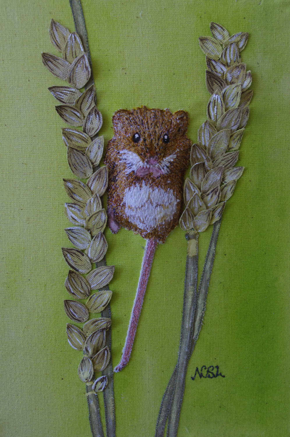 The Harvest Mouse (SOLD)