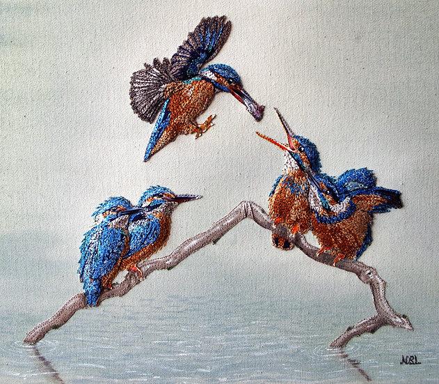 A Beak Full